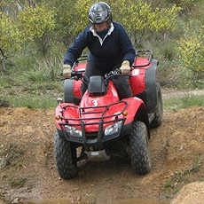 ATV Safari | Daytime Activities, Experiences, Tours and Events | Weekend In Riga | Quick Quote | Weekend In Riga