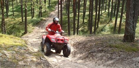 Availability | ATV Safari | Day Activities | Weekend In Riga