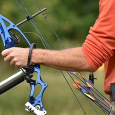 Experienced Instructor | Archery In Riga | Day Activities | Weekend In Riga