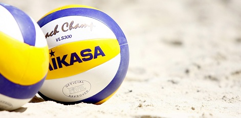 The Courts | Beach Volleyball | Day Activities | Weekend In Riga
