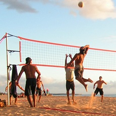 Catering | Beach Volleyball | Day Activities | Weekend In Riga