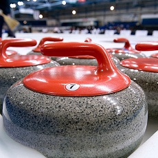 Curling Experience | Day Activities | Weekend In Riga