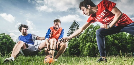 Unexperienced | Electric Shock Football  | Day Activities | Weekend In Riga