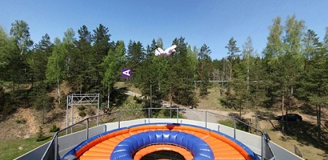 The Tunnel | Free Fall Simulator | Day Activities | Weekend In Riga