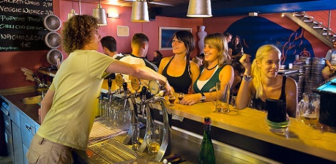 Onsite Bar | Hostel | Accommodation | Weekend In Riga
