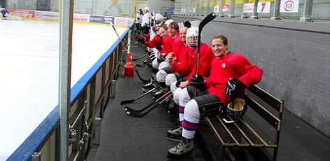 Teams | Ice Hockey Match | Day Activities | Weekend In Riga