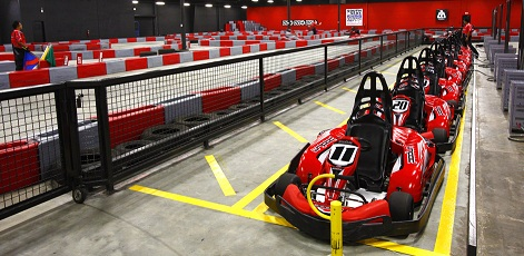 Availability | Indoor Go-Karting | Day Activities | Weekend In Riga