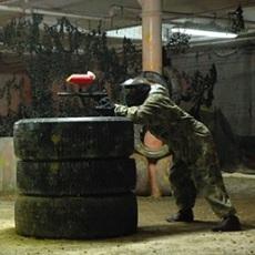 Ammo | Indoor Paintball | Day Activities | Weekend In Riga