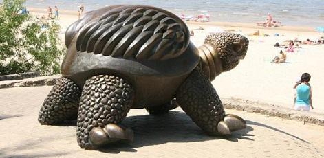 The Turtle. | Jurmala Sightseeing | Day Activities | Weekend In Riga