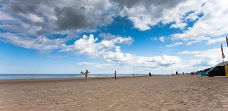 The Beach. | Jurmala Sightseeing | Day Activities | Weekend In Riga