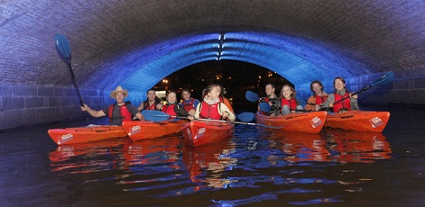 Kayaking At Night | Kayaking Tour in Riga | Day Activities | Weekend In Riga
