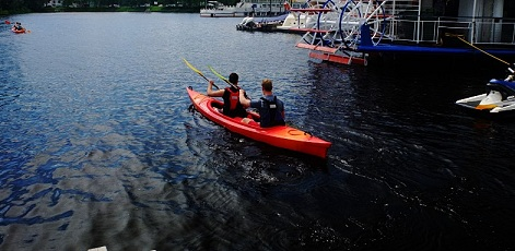 Best Of It | Kayaking Tour in Riga | Day Activities | Weekend In Riga