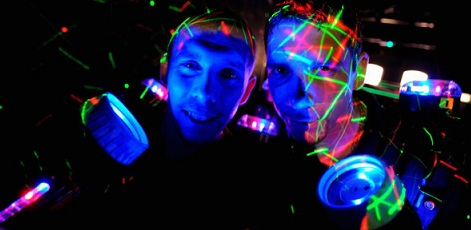 The Idea | Laser Tag In Riga | Day Activities | Weekend In Riga