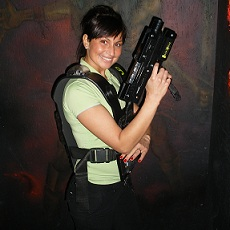 Laser Tag In Riga | Daytime Activities, Experiences, Tours and Events | Weekend In Riga | Quick Quote | Weekend In Riga