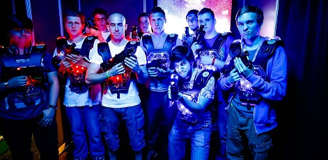 Specialty games | Laser Tag In Riga | Day Activities | Weekend In Riga