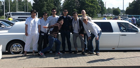 Meet & Greet Service   Limo Airport Transfer    Transfers   Weekend In Riga