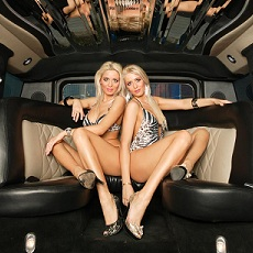 Limo With Stripper | Night Activities | Weekend In Riga