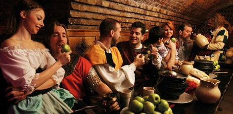 The Restaurant | Medieval Banquet | Night Activities | Weekend In Riga