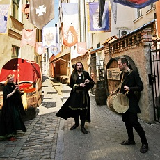 Location | Medieval Banquet | Night Activities | Weekend In Riga