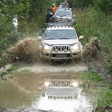 Off Road Adventure | Daytime Activities, Experiences, Tours and Events | Weekend In Riga | Quick Quote | Weekend In Riga