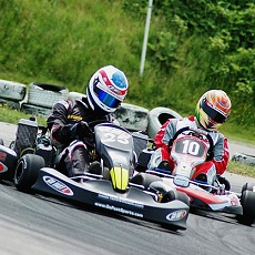 Outdoor Go-Karting | Weekend In Riga