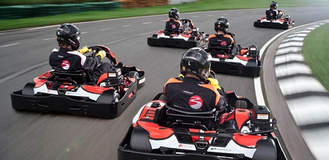 The Tack | Outdoor Go-Karting | Day Activities | Weekend In Riga