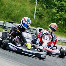 Outdoor Go-Karting | Daytime Activities, Experiences, Tours and Events | Weekend In Riga | Quick Quote | Weekend In Riga