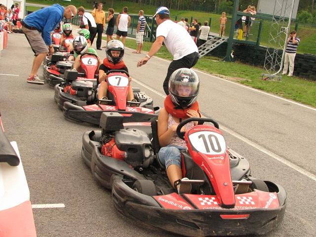 The Karts | Outdoor Go-Karting | Day Activities | Weekend In Riga