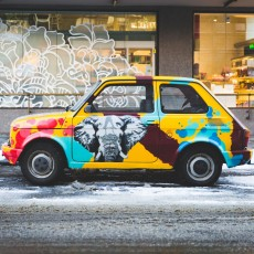 Pan Car Rally | Day Activities | Weekend In Riga