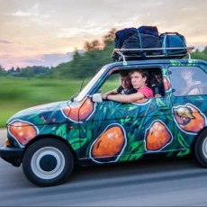Stay Sober | Pan Car Rally | Day Activities | Weekend In Riga