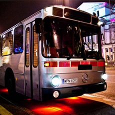 Party Bus VIP Tour | Daytime Activities, Experiences, Tours and Events | Weekend In Riga | Quick Quote | Weekend In Riga