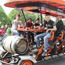 Riga Beer Bike | Daytime Activities, Experiences, Tours and Events | Weekend In Riga | Quick Quote | Weekend In Riga