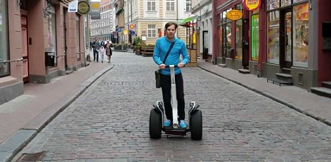 Better Than Walking   Riga Segway Tour   Day Activities   Weekend In Riga