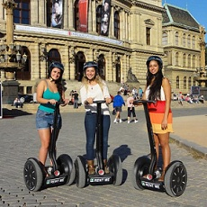 Riga Segway Tour | Daytime Activities, Experiences, Tours and Events | Weekend In Riga | Quick Quote | Weekend In Riga