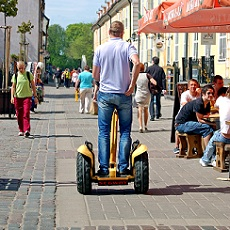 Do I Need A License   Riga Segway Tour   Day Activities   Weekend In Riga