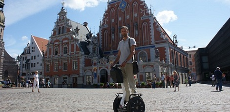 Pit Stops   Riga Segway Tour   Day Activities   Weekend In Riga
