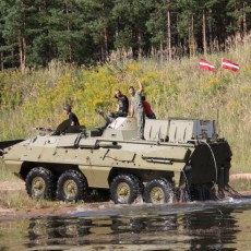Tank Riding Experience  | Day Activities | Weekend In Riga