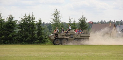 Military Fun | Tank Riding Experience  | Day Activities | Weekend In Riga