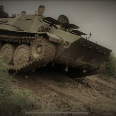 Bumpy Ride | Tank Riding Experience  | Day Activities | Weekend In Riga