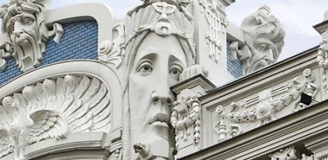 Riga Art Nouveau | Riga Walking Tour  | Day Activities | Weekend In Riga