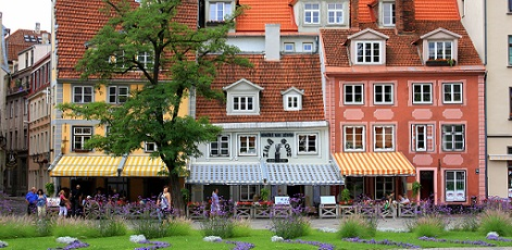 Riga Old Town  | Riga Walking Tour  | Day Activities | Weekend In Riga