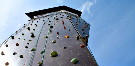 Climbing Tower | Rock Climbing | Day Activities | Weekend In Riga