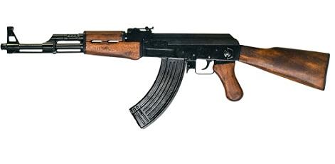 AK 47 Or Kalash | Shooting 6 Guns | Day Activities | Weekend In Riga