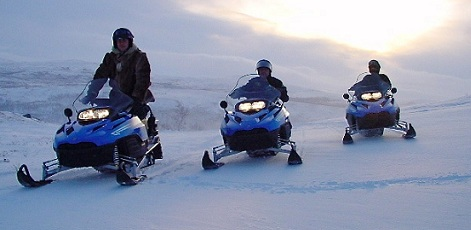 Persons Per One Snowmobile | Snowmobile Safari | Day Activities | Weekend In Riga