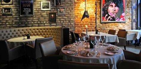 The Restaurant | Steak Dinner | Night Activities | Weekend In Riga