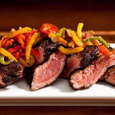 The Meal | Steak & Strip Dinner | Night Activities | Weekend In Riga