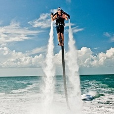 Water Jetpack | Daytime Activities, Experiences, Tours and Events | Weekend In Riga | Quick Quote | Weekend In Riga