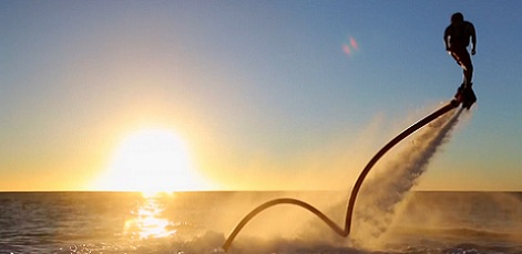 Previous experience | Water Jetpack | Day Activities | Weekend In Riga