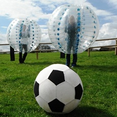 Zorb Football | Daytime Activities, Experiences, Tours and Events | Weekend In Riga | Quick Quote | Weekend In Riga