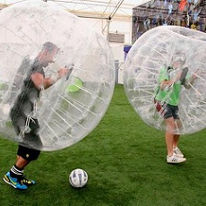 Ability | Zorb Football | Day Activities | Weekend In Riga